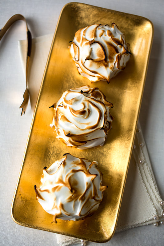 baked Alaska, ice cream, marshmallow, toasted, dessert, sugar, sweet, pastry, food, food style, chef